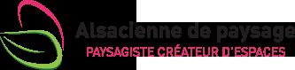 Logo Alsacienne de paysage